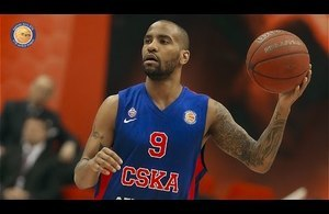 CSKA vs. Nymburk Highlights 30.03.2015